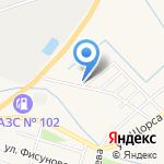 PitStop на карте Ялуторовска