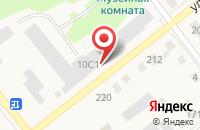 Схема проезда до компании Стоматология доктора Зубарева в Ялуторовске