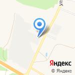 Сибирская охота на карте Ялуторовска