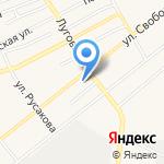 Ермак-3 на карте Ялуторовска