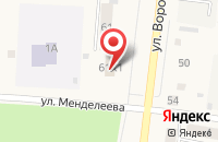 Схема проезда до компании Бастион в Ялуторовске