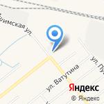 Викон на карте Ялуторовска