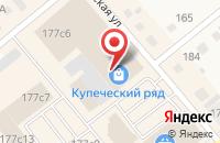 Схема проезда до компании МТС в Ялуторовске