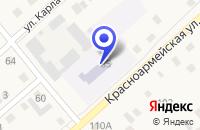 Схема проезда до компании ДЕТСКИЙ САД N 6 в Ялуторовске