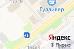 Схема проезда до компании Русский фейерверк в Ялуторовске