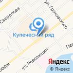 Оптима на карте Ялуторовска