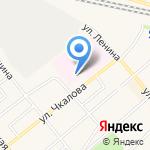 Скорая медицинская помощь на карте Ялуторовска