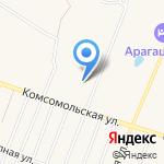 Садко на карте Ялуторовска