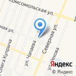Детский сад №7 на карте Ялуторовска