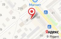 Схема проезда до компании Мелодия здоровья в Ялуторовске