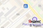 Схема проезда до компании Эстель в Ялуторовске