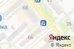 Схема проезда до компании Бонсай в Ялуторовске