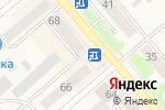 Схема проезда до компании Спектр в Ялуторовске