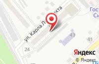 Схема проезда до компании Западно-Сибирский банк Сбербанка России в Ялуторовске