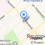 Creative на карте Ялуторовска