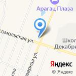 Общежитие на карте Ялуторовска