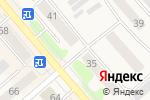 Схема проезда до компании Альянс-Коммуникации в Ялуторовске