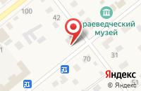 Схема проезда до компании Ялуторовская специальная библиотека для слепых в Ялуторовске