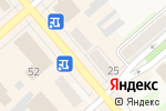 Схема проезда до компании Буквоед в Ялуторовске