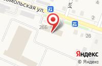 Схема проезда до компании AutoSan в Ялуторовске