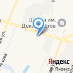 AutoSan на карте Ялуторовска