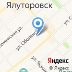 Карат-С на карте Ялуторовска
