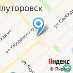 Спецпошив на карте Ялуторовска