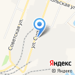 Банкомат на карте Ялуторовска