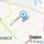 Центр культуры и досуга Ялуторовского района на карте Ялуторовска