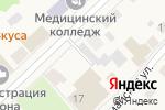Схема проезда до компании Шиномонтажная мастерская в Ялуторовске
