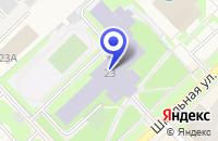 Схема проезда до компании СРЕДНЯЯ ШКОЛА N 3 в Лабытнанги