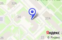Схема проезда до компании ЦИФРОВЫЕ ТЕХНОЛОГИИ в Лабытнанги