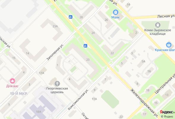 жилой комплекс По ул.Первомайская