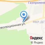 РИТЗА на карте Заводоуковска