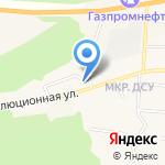 Гранд М на карте Заводоуковска