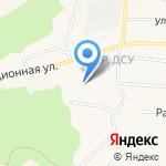 НОРДПРОФ на карте Заводоуковска