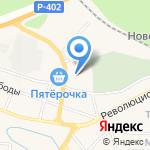Буфет на карте Заводоуковска