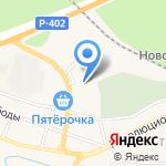 Салон фотосувениров на карте Заводоуковска