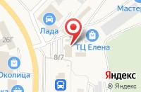 Схема проезда до компании Магазин кровли и фасада в Заводоуковске