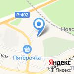 Магазин по продаже фруктов и овощей на карте Заводоуковска