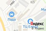 Схема проезда до компании Магазин по продаже фруктов и овощей в Заводоуковске