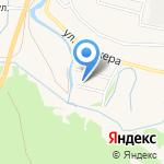 Автотрио на карте Заводоуковска