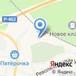 Автомастерская на карте Заводоуковска