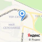Салюты Тюмени на карте Заводоуковска