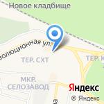 Строительный двор на карте Заводоуковска