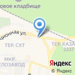 Магазин спортивных товаров на карте Заводоуковска
