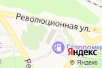 Схема проезда до компании Движение в Заводоуковске