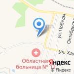 Изобилие на карте Заводоуковска