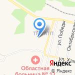 Детские товары на карте Заводоуковска