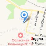 ВЦМ на карте Заводоуковска